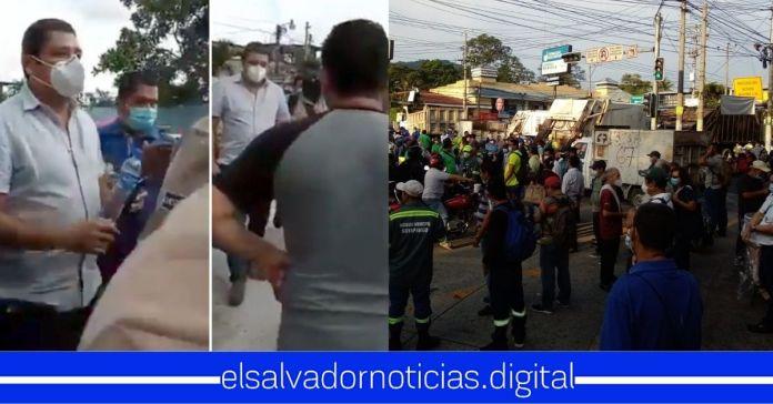 Alcaldes de ARENA y FMLN armaron desorden a nivel nacional, para exigir dinero al gobierno