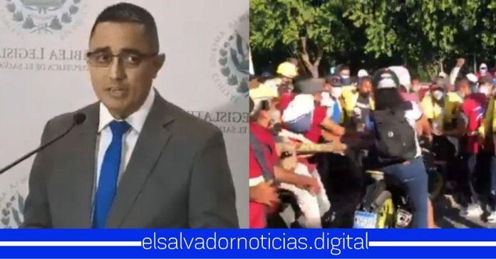 Apolonio Tobar guarda silencio tras la violación de derechos que sufrió la población por ARENA y FMLN