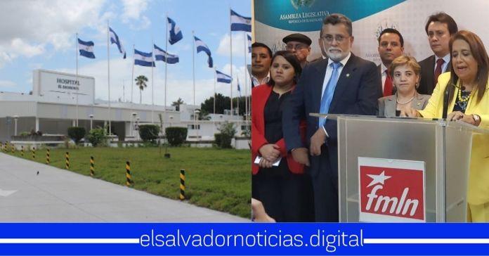FMLN exige estudio de impacto ambiental por la Construcción de Hospital El Salvador