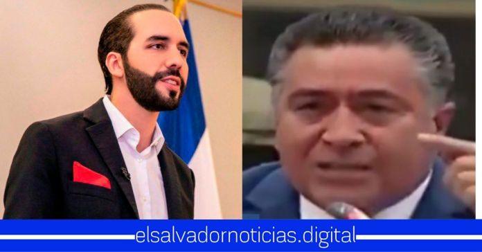 Portillo Cuadra asegura que la Asamblea Legislativa es el mejor lugar para dialogar con el Gobierno