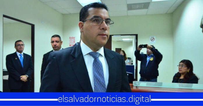 Inicia proceso sancionatorio contra el Fiscal General Raúl Melara