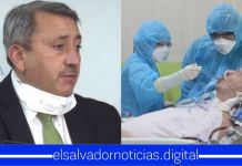 Carlos Reyes asegura que la pandemia desde mayo ya no existe en El Salvador, que los doctores solo llegan a perder su tiempo a los hospitales