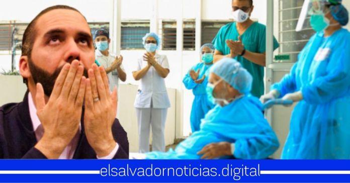 Presidente Bukele anuncia que El Salvador está fuera de adentrarse a una segunda ola de contagios COVID-19