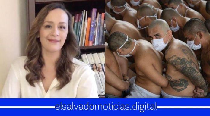 Sulen Ayala afirma estar de acuerdo en NEGOCIAR CON PANDILLAS
