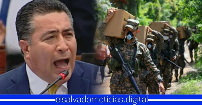 Portillo Cuadra afirma que investigará a soldados que voten por Nuevas Ideas