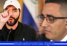 Nayib Bukele cuestiona postura Apolonio Tobar, tras exigir destitución del Ministro de Defensa y CERO control en puntos ciegos fronterizos