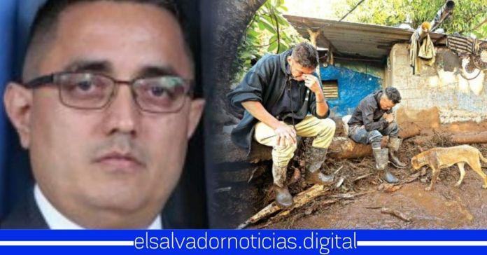 Apolonio Tobar lleva tres días sin pronunciarse tras vidas perdidas en devastador deslave en Nejapa