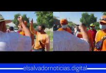Alcaldes continúan disturbios, negando que el Gobierno realice obras para el pueblo