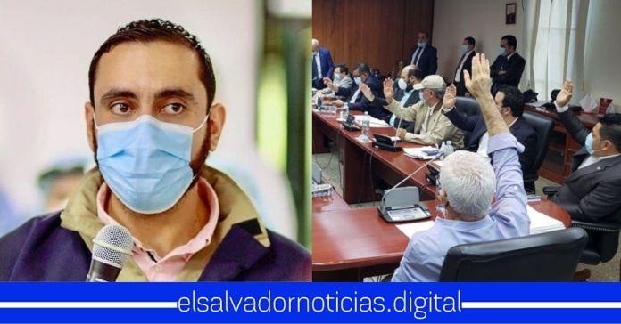 Diputados de ARENA y FMLN aprueban que Ministro de Salud, sea llevado a la fuerza a la Asamblea