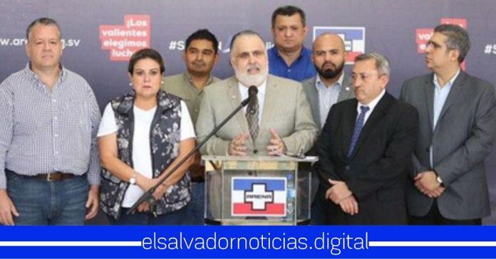 ARENA afirma que El Salvador no significa NADA A NIVEL MUNDIAL solo es una finca para satisfacer sus intereses económicos