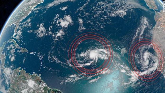 Una nueva tormenta tropical se formaría tras el impacto del huracán Iota entrando a Centroamérica