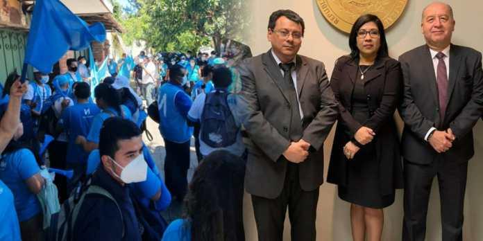TSE se mantiene firme obstaculizando inscripción para alcaldes de Nuevas Ideas en San Salvador