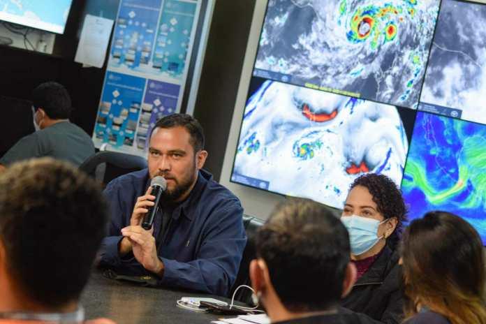 Huracán Eta impactará zona norte y oriental