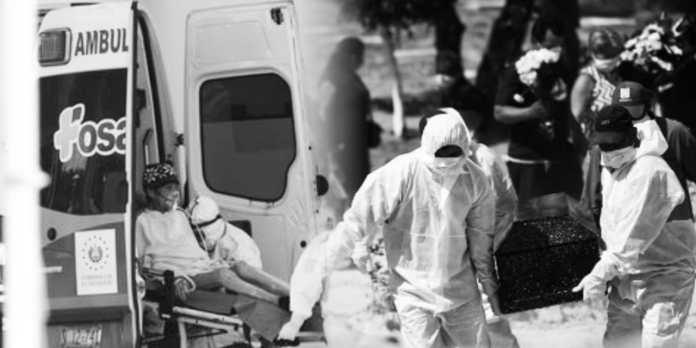 El Salvador registra 189 nuevos contagios y 4 decesos de COVID-19 en las últimas 24 horas