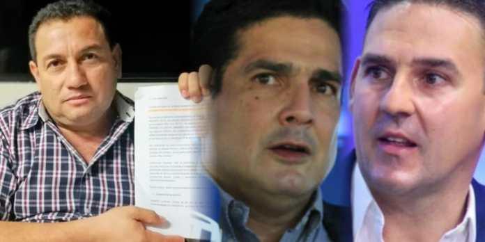 Ministro de Trabajo presenta ante el TSE solicitudes para inhabilitar las candidaturas a alcaldes de Neto Muyshondt y Roberto d'Aubuisson