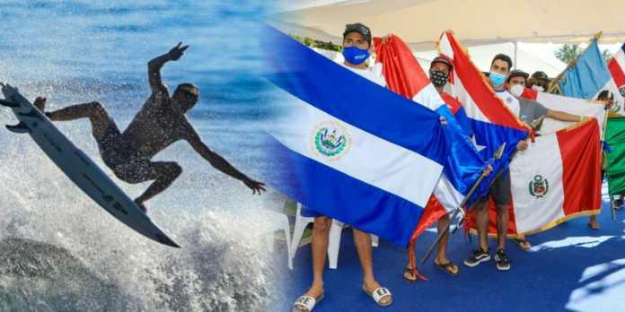 Queda inaugurado el torneo Surf City El Salvador ALAS 4 Estrellas Tour 2020