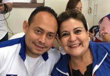 Margarita Escobar: «Gracias al Único y Todopoderoso Dios Padre luego que Perdomo quedará impune de su delito