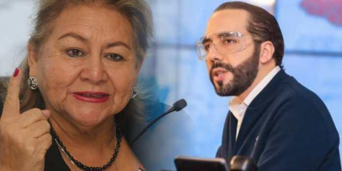 Milagro Navas amenaza al Gobierno diciendo que alcaldías de ARENA y FMLN dejarán de trabajar desde enero ante falta de FODES