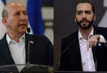 Javier Simán pide se reforme la Constitución pero sin la participación del Gobierno de Bukele