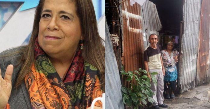 Nidia Díaz dice que ayudar al prójimo siempre ha sido su vocación