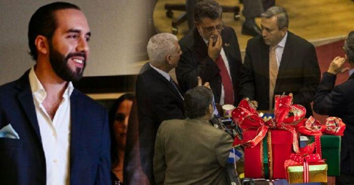 Presidente Bukele advierte a los diputados que les tiene preparada una «sorpresa para navidad» ante modificaciones del Presupuesto General de la Nación