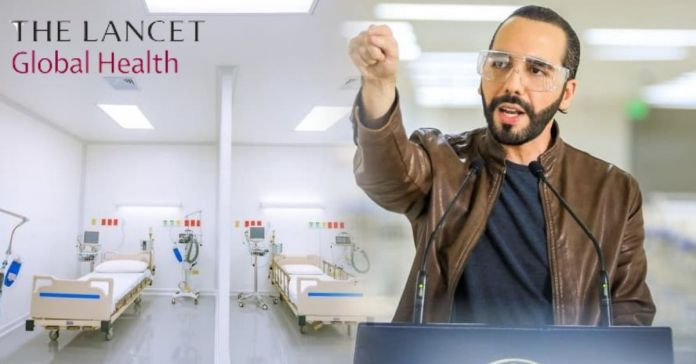 La revista médica más importante del mundo «The Lancet» destaca atención que brinda el Hospital El Salvador para salvar miles de vidas