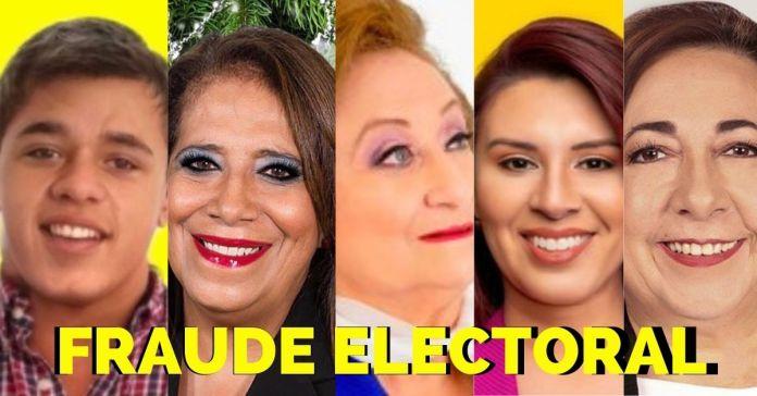 Presidente Bukele exige que se considere FRAUDE ELECTORAL el exceso de Photoshop en fotos de candidatos