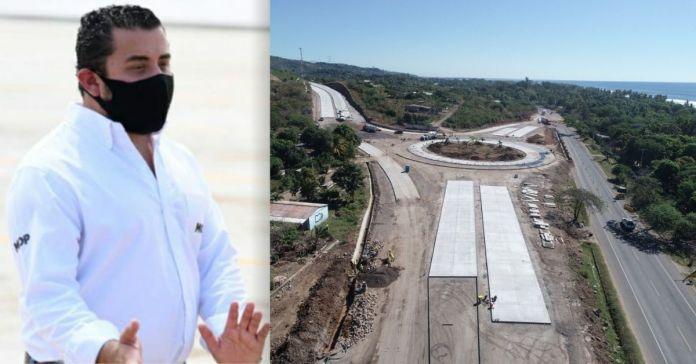 Segmento III del Bypass de La Libertad lleva 85% de avance, afirma Ministro Romeo Rodríguez