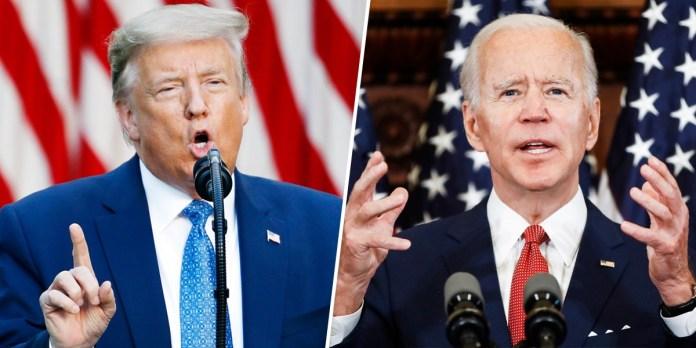 Presidente Donald Trump anuncia que no irá a la toma de posesión de Joe Biden