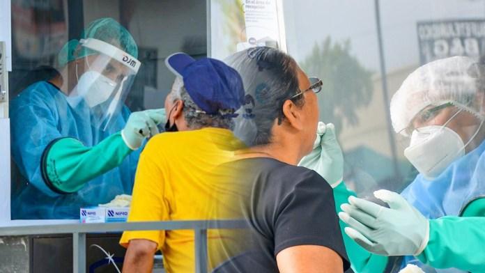 Las cabinas para las pruebas de COVID-19 llegan a Ojos de Agua, Chalatenango, donde se hará un tamizaje comunitario