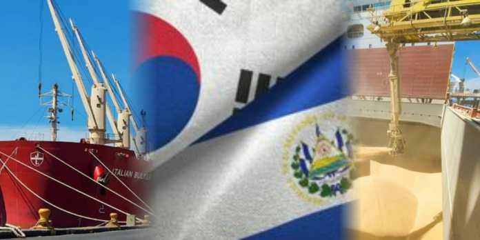 El Salvador continúa fortaleciendo su economía, exportando 42,000 toneladas métricas de azúcar hacia Corea del Sur