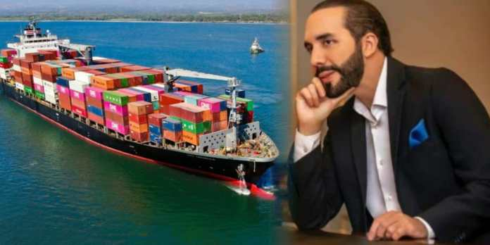 Este domingo llega a El Salvador el buque NYK Daniella con 2,000 toneladas métricas de alimentos para las familias salvadoreñas