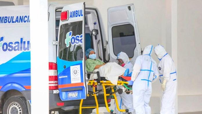 El Salvador sigue en aumento de casos de COVID-19, en lo últimos tres días se registraron 781 casos nuevos de la nueva enfermedad