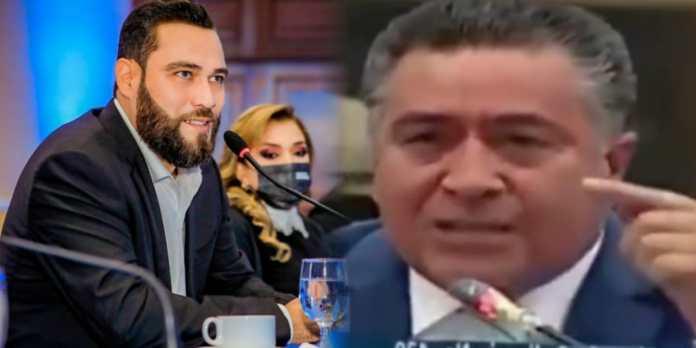 Portillo Cuadra le exige a exministro Mario Durán que acuda de manera obligatoria a la Asamblea a declarar uso de fondos de la pandemia