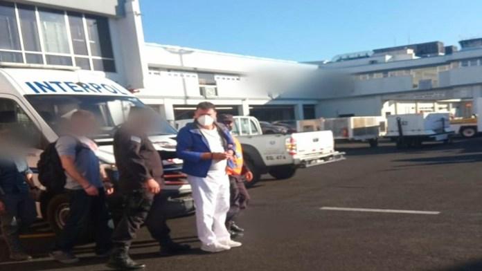 Reynaldo Vásquez, ex presidente de la FESFUT, será extraditado a los Estados Unidos luego que este martes el Juzgado