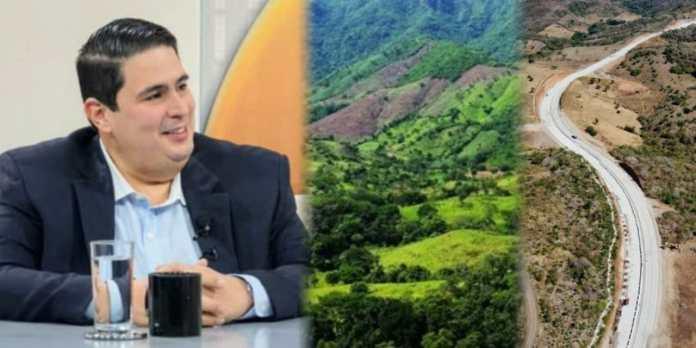 Presidente de la CEL ofrece un millón de árboles para reforestar lo largo del ByPass de La Libertad