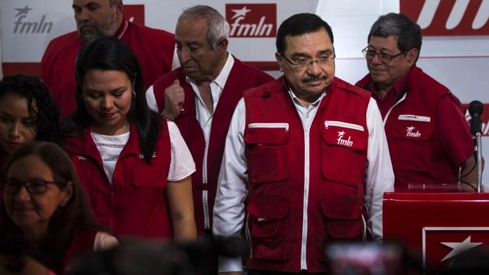 El FMLN podría lograr solo dos diputados el 28F, según el último estudio de una casa encuestadora donde anuncia su muerte electoral
