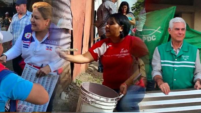 Alcaldes exigen el FODES porque sus partidos ya no tienen para láminas y delantales, ARENA, FMLN y PDC están en la ruina política y económica