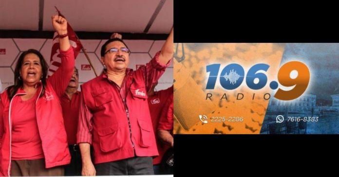 Radio Maya Visión cambia de nombre y logo para no ser reconocidos como la estación del FMLN