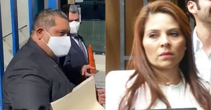 Abogados interponen aviso penal en la FGR contra Bertha Deleón por divulgación de datos de personas protegidas