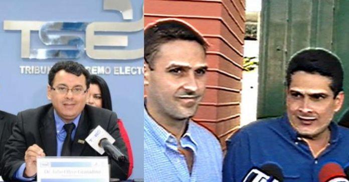 Magistrados del TSE aseguran que NO procederán a cancelar candidaturas de Neto y d'Aubuisson