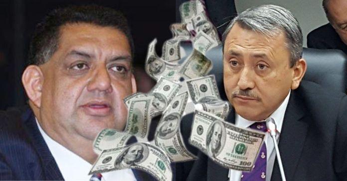 Denuncian a Beto Romero y a Carlos Reyes por adueñarse de la mitad del salario de sus empleados en la Asamblea