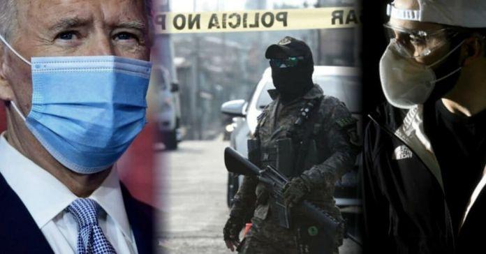 Presidente Joe Biden retoma iniciativas del Presidente Bukele e impone cuarentena obligatoria de 14 días a todos los que lleguen a Estados Unidos