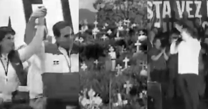 Fuerte video, Presidente Bukele muestra la verdadera memoria histórica que El Salvador sufrió por años a causa de ARENA y FMLN