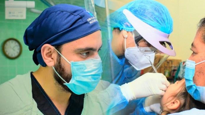 El Ministerio de Salud realiza jornadas de salud en todo el territorio nacional como parte de las estrategias contra el COVID-19