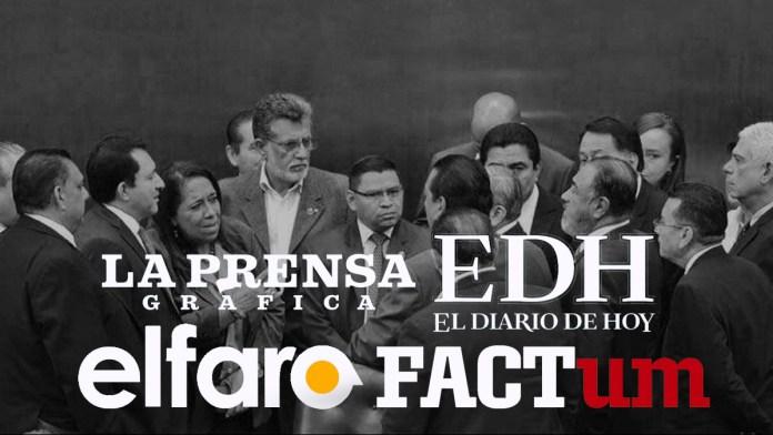 El pacto de corruptos hará un ataque al Gobierno por medio de sus panfletos, varios ciudadanos han denunciado el hecho en redes sociales