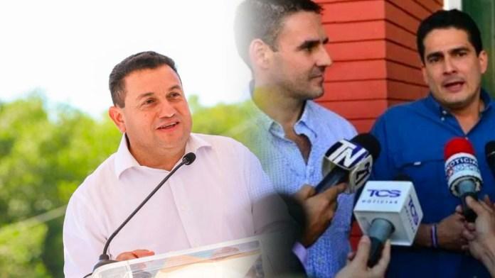 Rolando Castro pide retirar candidaturas de Neto Muyshondt, Roberto d'Abbuisson y otros al tribunal supremo electoral