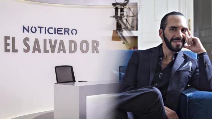 Presidente Bukele anuncia completa transmisión el 28 de febrero de Noticiero El Salvador, iniciando desde las 3: 00am