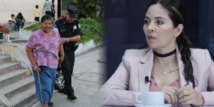 Deleón dice que no quiere que hayan muchos policías en las calles ya que es un «acoso» para las mujeres