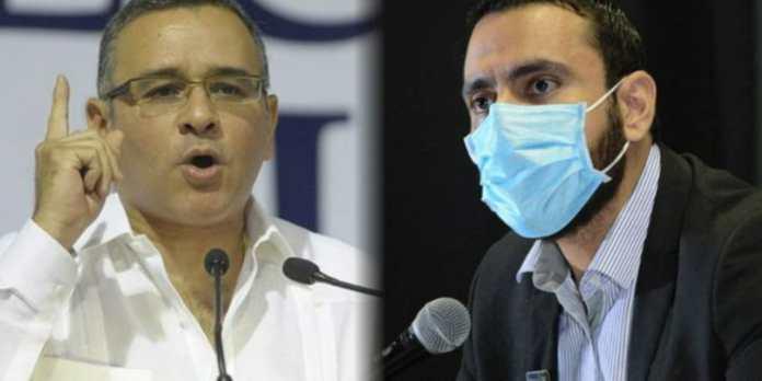 Prófugo Funes solicita a los diputados a proceder con la destitución inmediata del Ministro de Salud